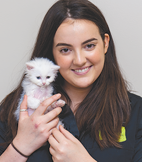 Hobsons Bay Veterinary Clinic | Camille Gaylor